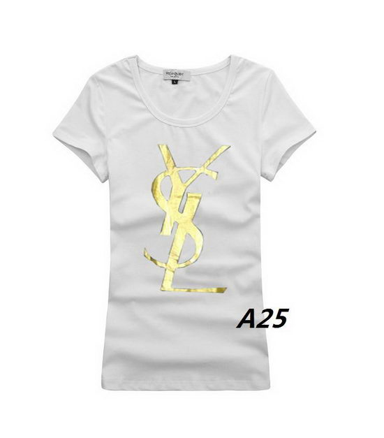 Yves Saint Laurent YSL T-Shirt Wmns ID:20190807a1390