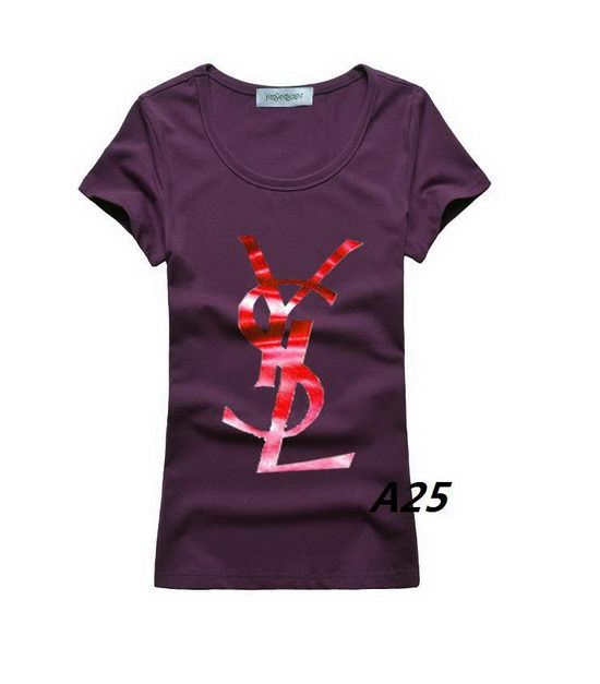 Yves Saint Laurent YSL T-Shirt Wmns ID:20190807a1391