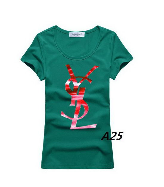 Yves Saint Laurent YSL T-Shirt Wmns ID:20190807a1395