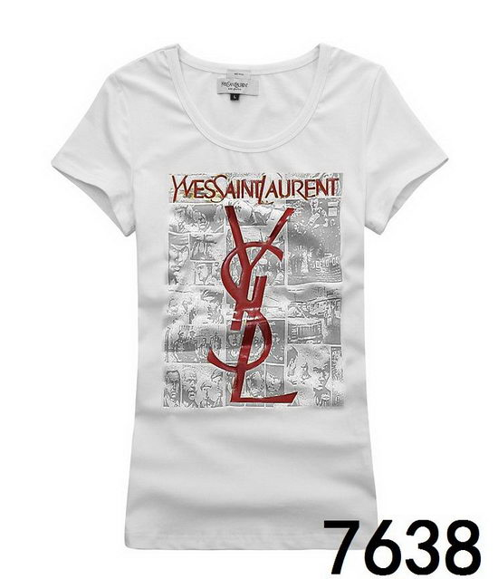 Yves Saint Laurent YSL T-Shirt Wmns ID:20190807a1450