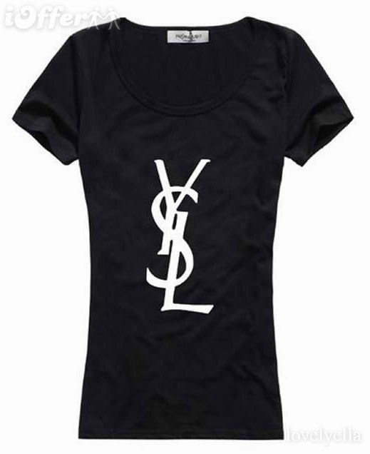 Yves Saint Laurent YSL T-Shirt Wmns ID:20190807a1451