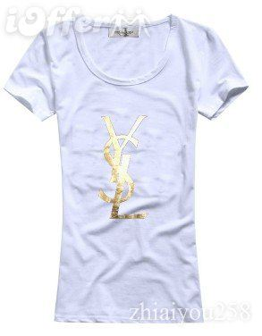 Yves Saint Laurent YSL T-Shirt Wmns ID:20190807a1452
