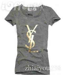 Yves Saint Laurent YSL T-Shirt Wmns ID:20190807a1454