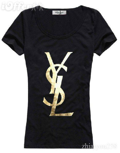 Yves Saint Laurent YSL T-Shirt Wmns ID:20190807a1455