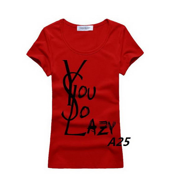 Yves Saint Laurent YSL T-Shirt Wmns ID:20190807a1475