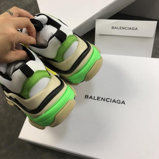 Balenciaga Shoes Wmns ID:20190824a224