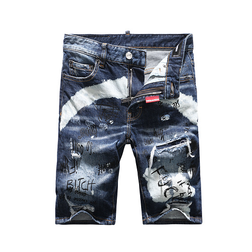 DSquared D2 Jeans Mens Short ID:20190828a13