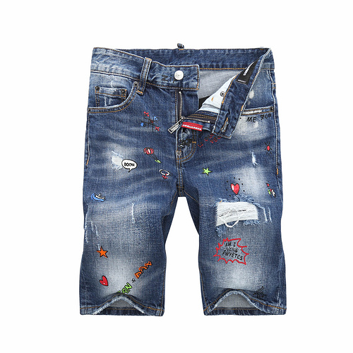 DSquared D2 Jeans Mens Short ID:20190828a16