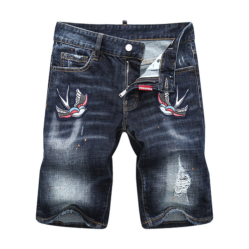 DSquared D2 Jeans Mens Short ID:20190828a5