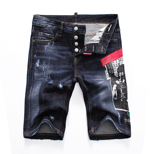 DSquared D2 Jeans Mens Short ID:20190828a7