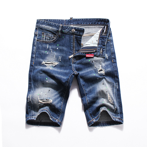 DSquared D2 Jeans Mens Short ID:20190828a11