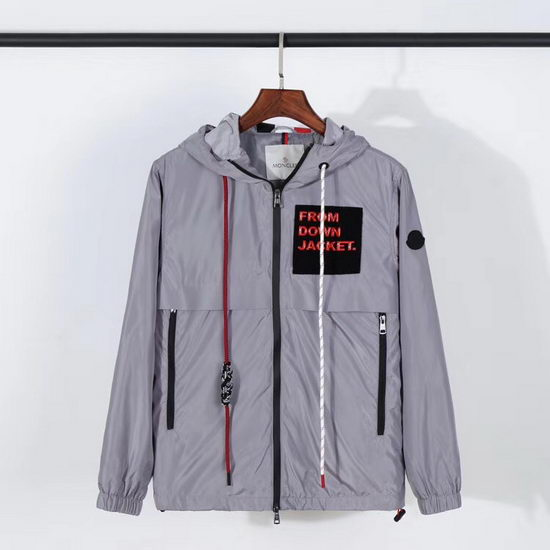 Moncler Wind Jacket 2019 Mens ID:201909b193
