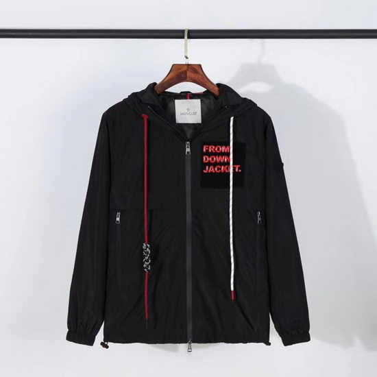 Moncler Wind Jacket 2019 Mens ID:201909b195