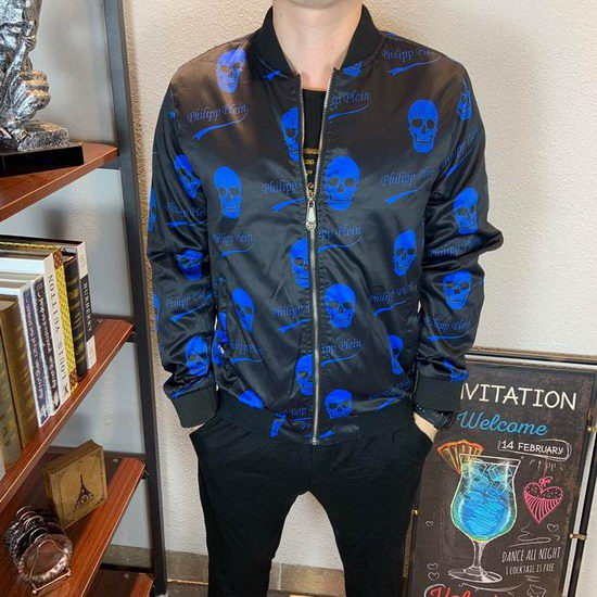 Philipp Plein Jacket Mens ID:201909c195