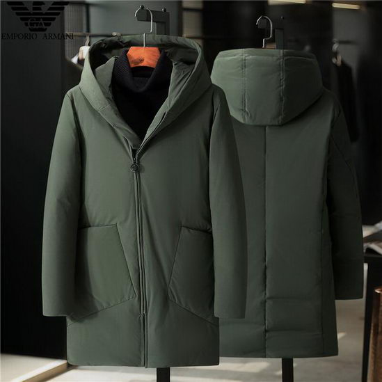 Emporio Armani Down Jacket Mens ID:201910a35