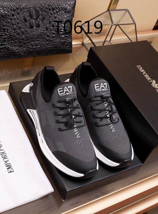 Emporio Armani Shoes Mens ID:201910a43