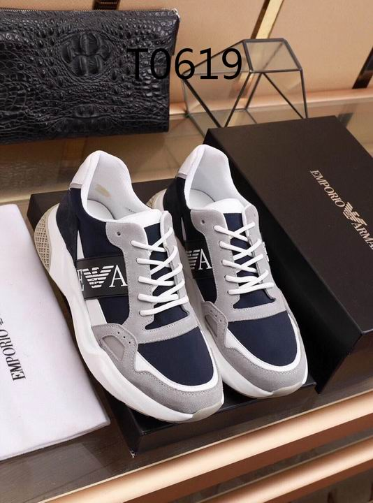 Emporio Armani Shoes Mens ID:201910a44