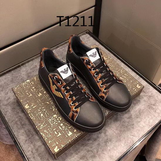 Emporio Armani Shoes Mens ID:201910a49