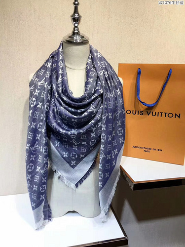 Louis Vuitton Scarves ID:201910b126
