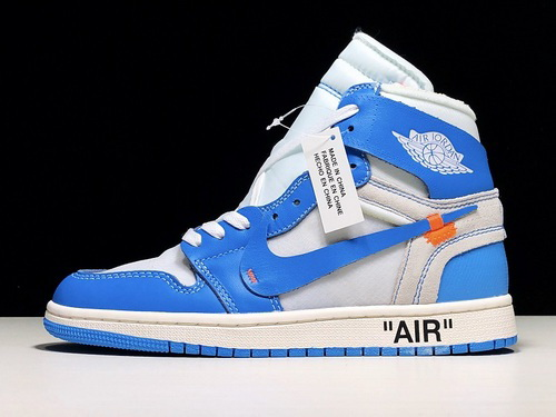 Nike Air Jordan X Off-White 1 High OG Unisex ID:201910c28