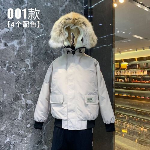 Canada Goose Down Jacket Wmns ID:201911c25