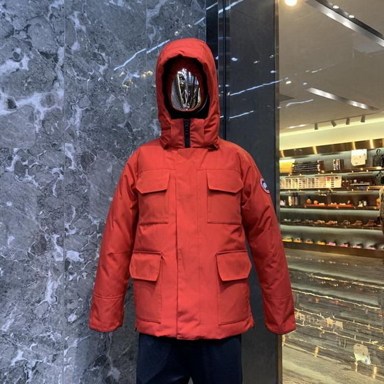 Canada Goose Down Jacket Wmns ID:201911c91
