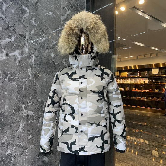 Canada Goose Down Jacket Wmns ID:201911c94