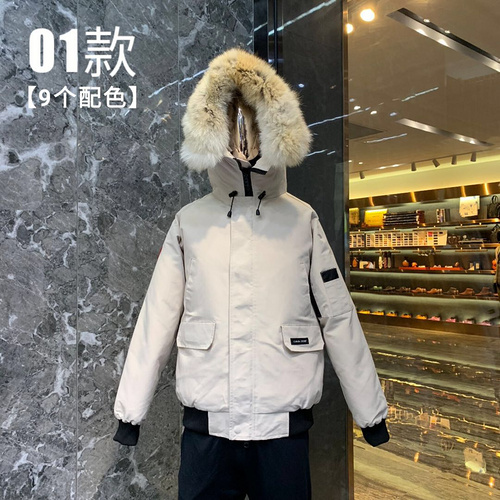 Canada Goose Down Jacket Wmns ID:201911c29
