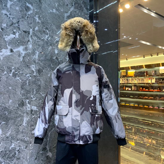 Canada Goose Down Jacket Wmns ID:201911c31