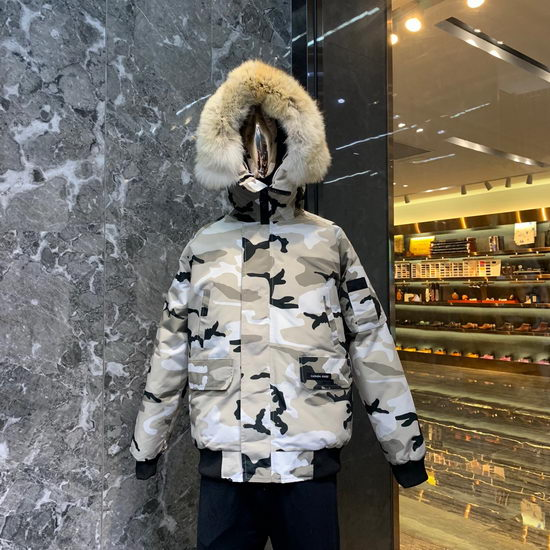 Canada Goose Down Jacket Wmns ID:201911c32