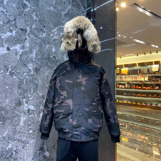 Canada Goose Down Jacket Wmns ID:201911c33