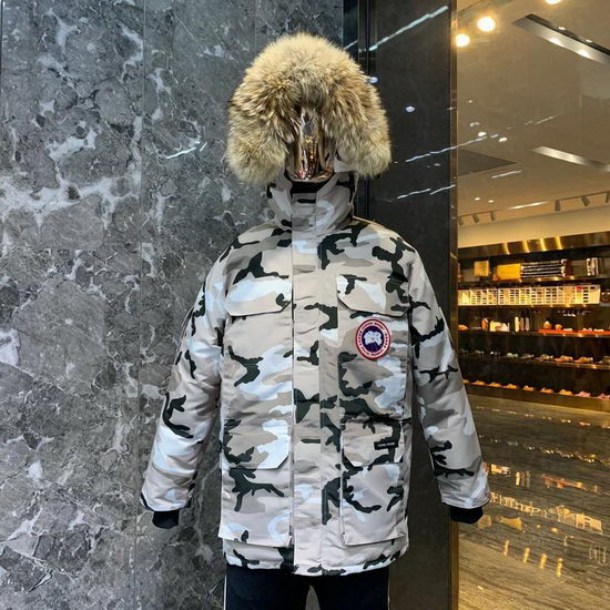 Canada Goose Down Jacket Mens ID:201911c43