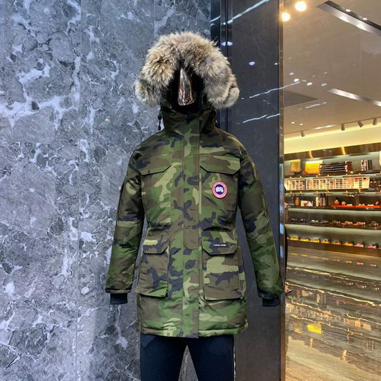 Canada Goose Down Jacket Wmns ID:201911c50