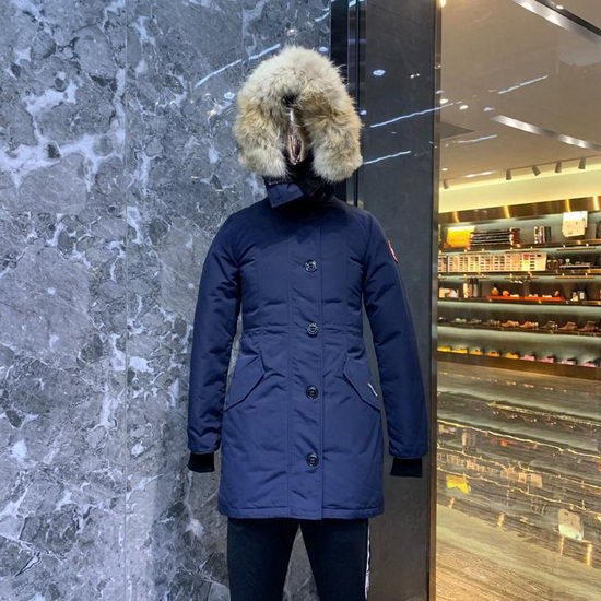 Canada Goose Down Jacket Wmns ID:201911c59
