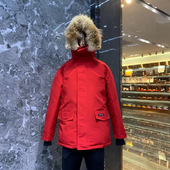Canada Goose Down Jacket Wmns ID:201911c69