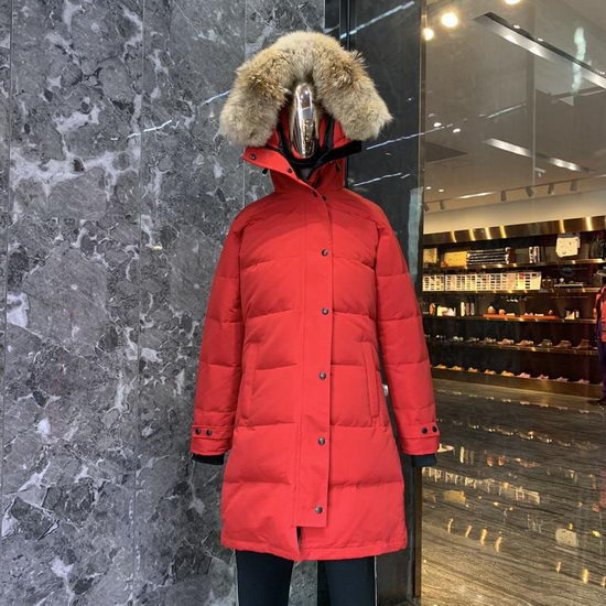 Canada Goose Down Jacket Wmns ID:201911c73