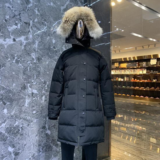 Canada Goose Down Jacket Wmns ID:201911c74