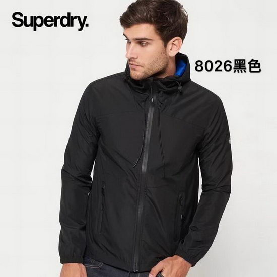 Superdry Jacket Mens ID:201911a137