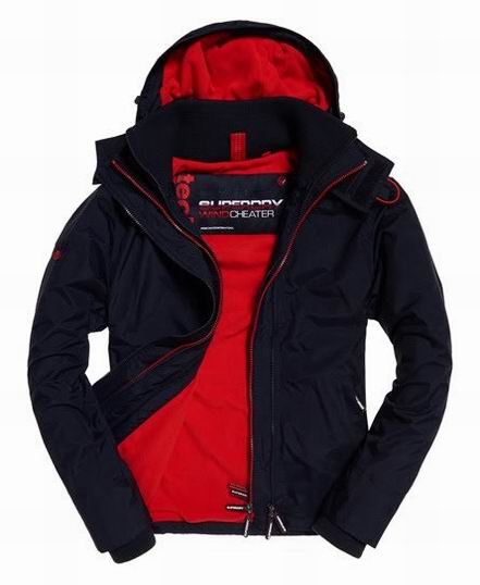Superdry Jacket Mens ID:201911a139