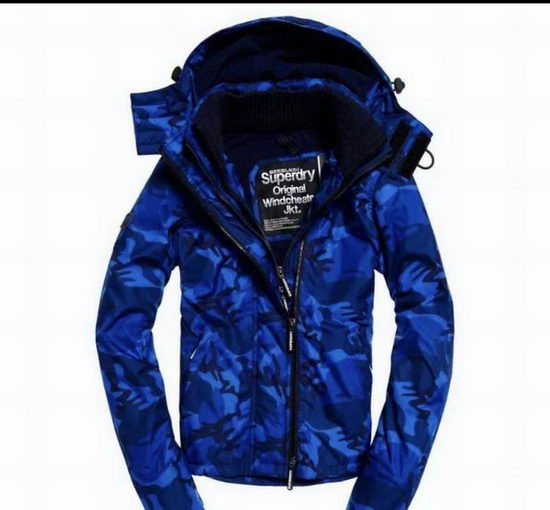 Superdry Jacket Mens ID:201911a140