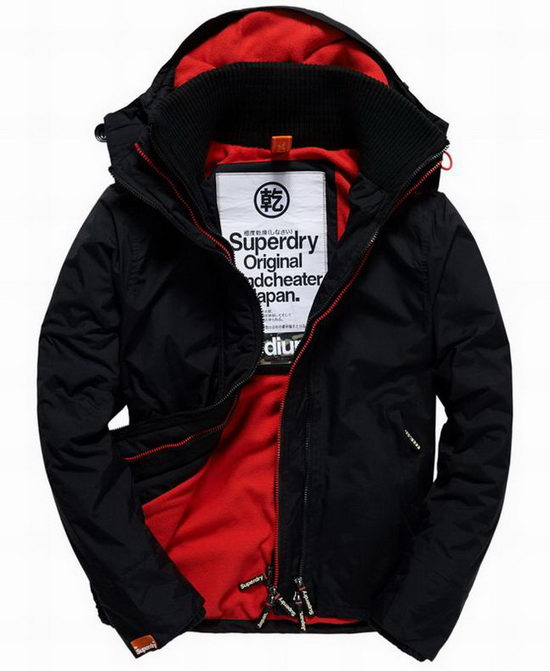 Superdry Jacket Mens ID:201911a141