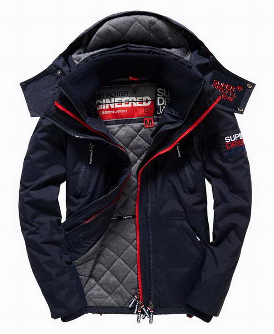 Superdry Jacket Mens ID:201911a143
