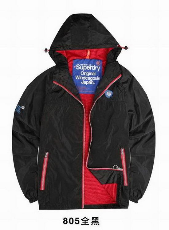 Superdry Jacket Mens ID:201911a144