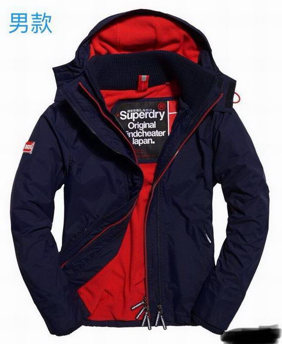 Superdry Jacket Mens ID:201911a146