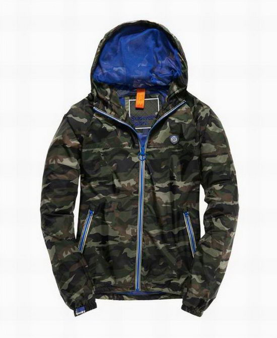 Superdry Jacket Mens ID:201911a147