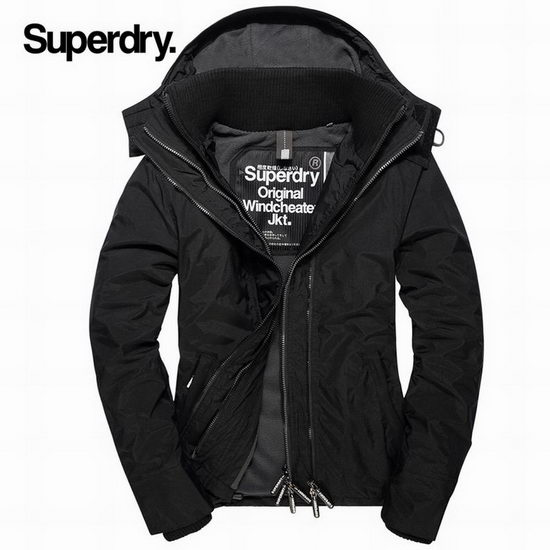 Superdry Jacket Mens ID:201911a148