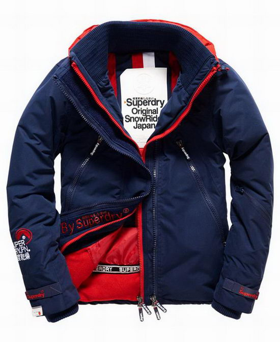 Superdry Jacket Mens ID:201911a151
