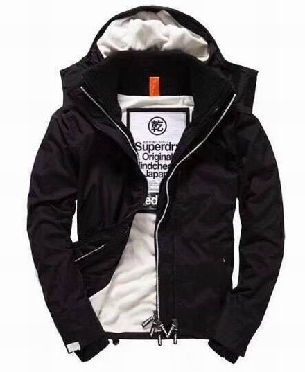 Superdry Jacket Mens ID:201911a152