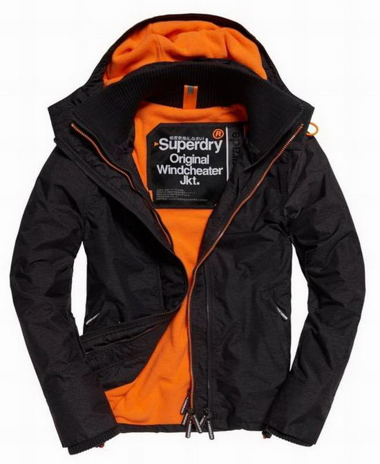 Superdry Jacket Mens ID:201911a154