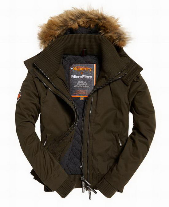 Superdry Jacket Mens ID:201911a155